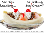 Are You Leading or Selling Ice Cream?