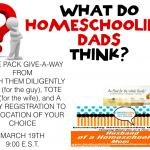 What Do Homeschooling Dads Think_